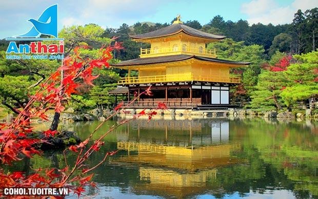 Khám phá Kyoto, Osaka 5N4Đ