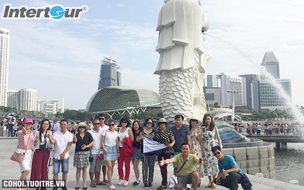 Du lịch Singapore, Indonesia, Malaysia giá chỉ 9,99 triệu