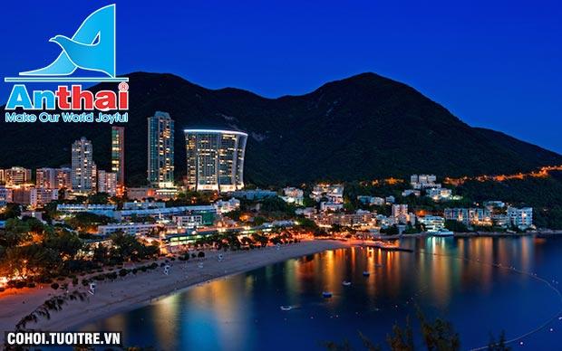 Khám phá Hồng Kông 4N3Đ