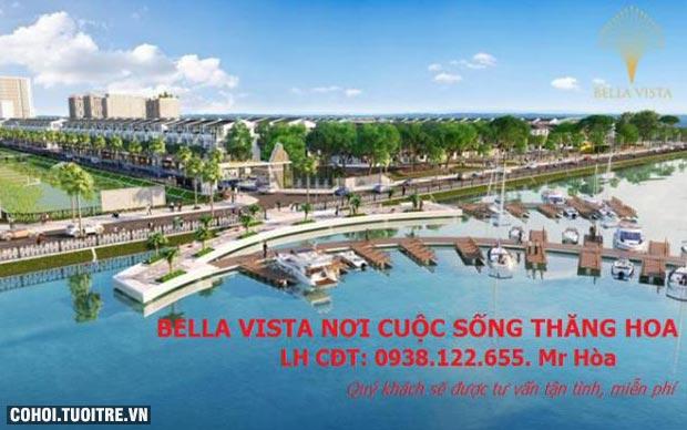 Dự án đất nền Bella Vista KĐT Tây Bắc