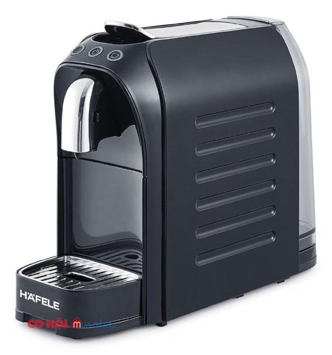 Máy pha cà phê dạng viên Hafele HE-BMM018 535.43.018