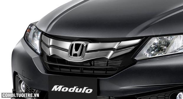 Giới thiệu Honda City Modulo 2016 cùng nhiều khuyến mại