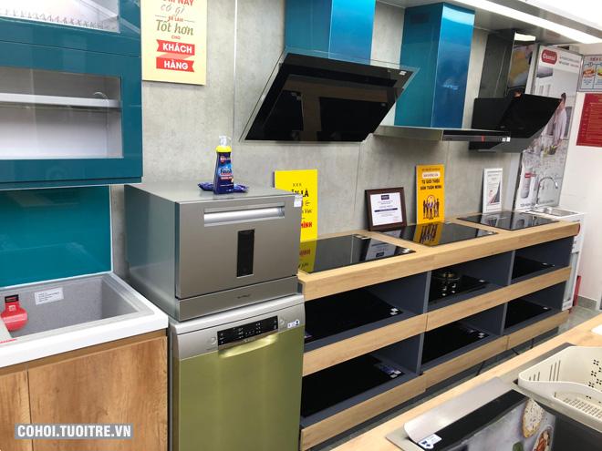 Chương trình xả bếp giá sốc bếp điện Hafele HC-R603D 536.01.901