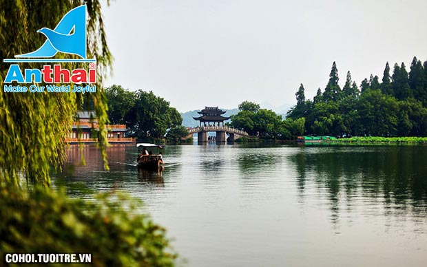 Du xuân Thượng Hải, Bắc Kinh dịp Tết Đinh Dậu