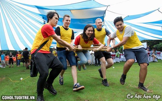 Cơ hội giành học bổng 280 triệu đồng từ British University Vietnam