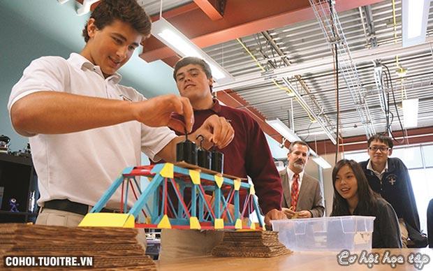 Học nội trú chuẩn Mỹ tại Malaysia