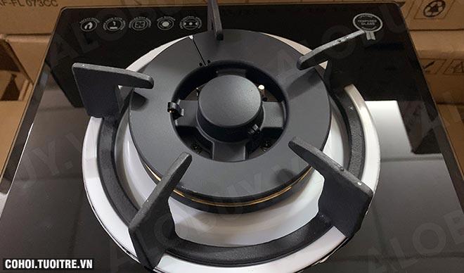 Xả kho bếp gas đơn âm Domino KAFF KF-330GH giá từ 2.450.000đ