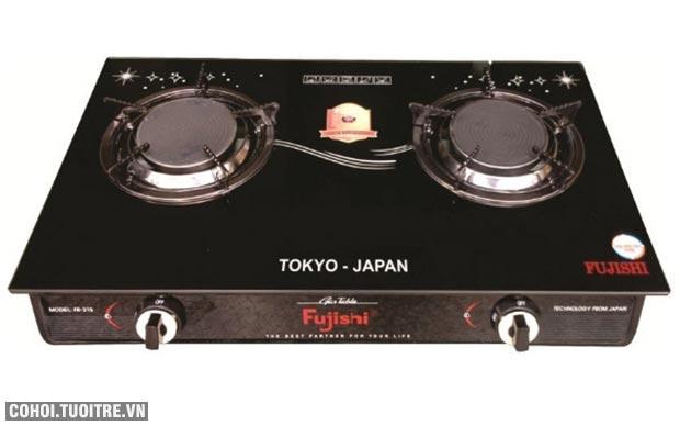 Bếp gas hồng ngoại Fujishi công nghệ Nhật Bản