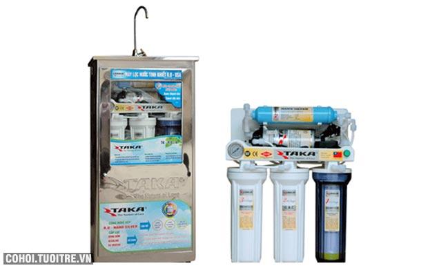 Máy lọc nước giúp bảo vệ sức khỏe gia đình
