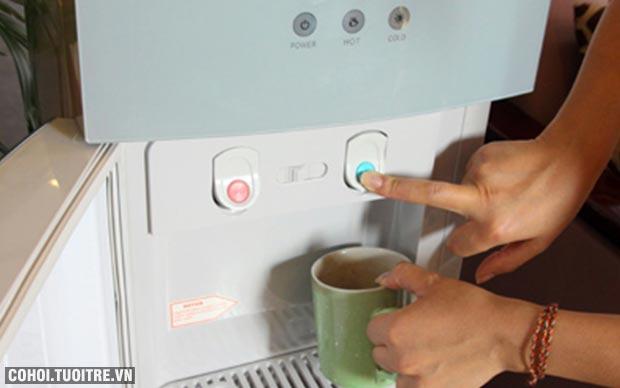 Cây nước nóng lạnh 2 vòi Fujie WDX5GE
