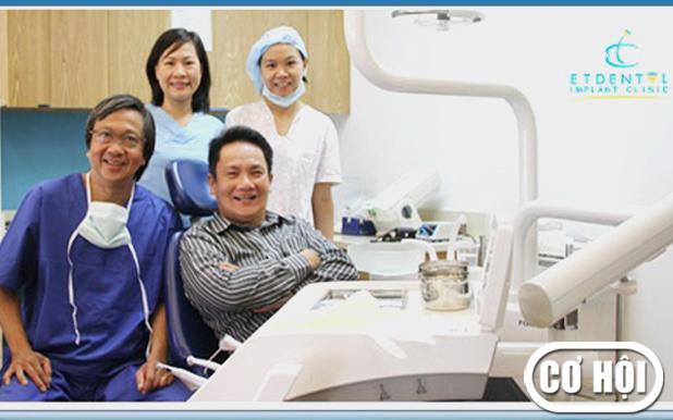 Implant - Phương pháp hiện đại điều trị mất răng