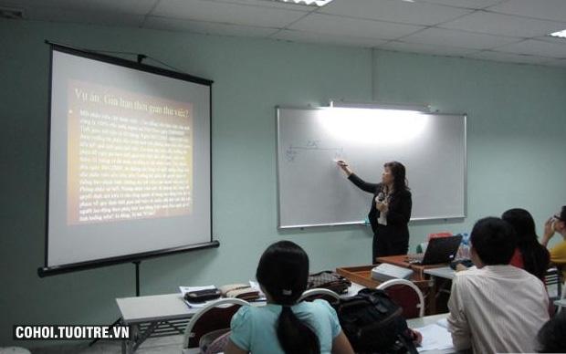 Chương trình đào tạo chuyên viên quản trị nguồn nhân lực