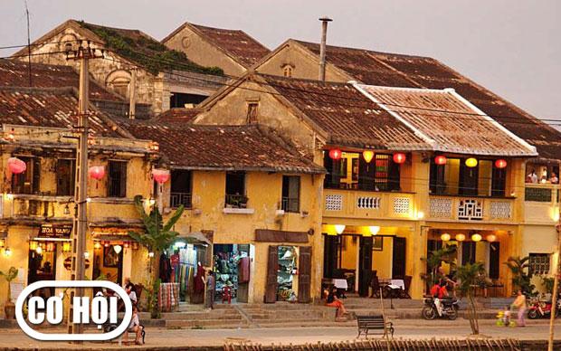 Tour Đà Nẵng – Hội An – Huế - Phong Nha 4 ngày 3 đêm