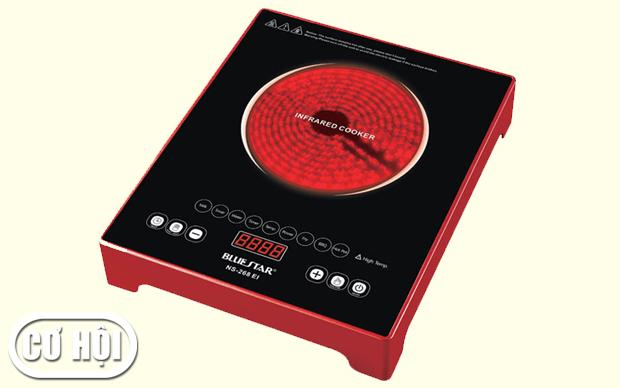 Bếp điện hồng ngoại cảm ứng NS-268IE