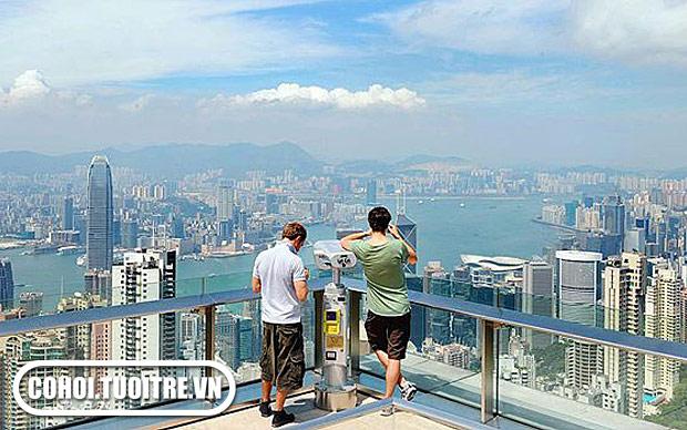 Tour Hong Kong – Thẩm Quyến 5 ngày 4 đêm