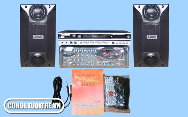 Dàn Karaoke AZ9S P386