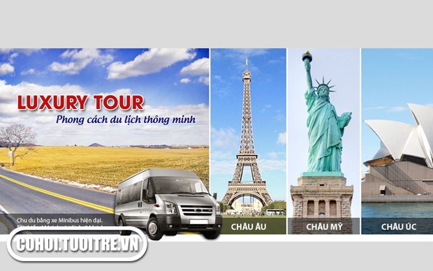 Luxury tour - Australia 7 ngày 6 đêm