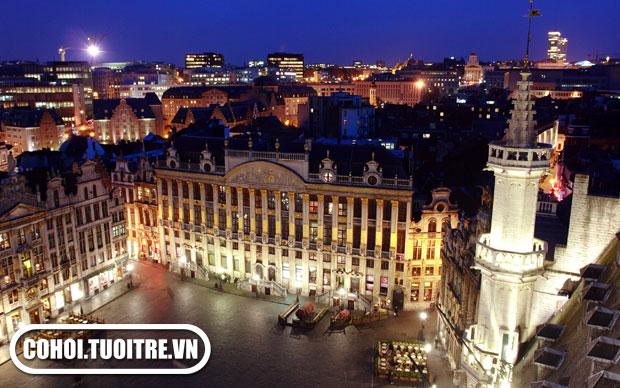 Luxury tour - Châu Âu - 8 ngày 7 đêm