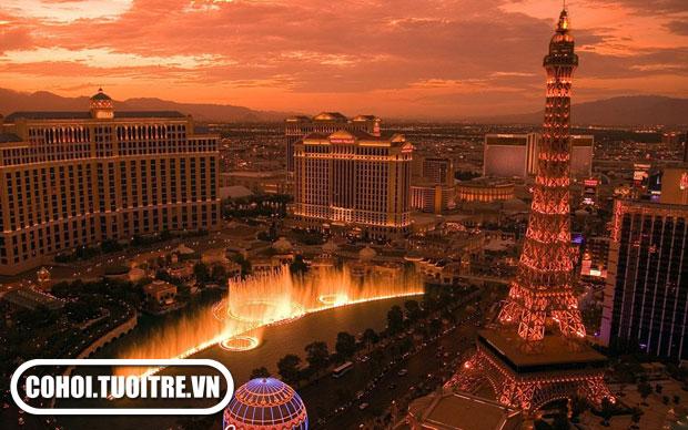 Luxury Tour - Mỹ Bờ Tây - 8 ngày 7 đêm