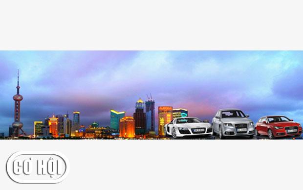 Tour hội chợ quốc tế linh kiện, phụ tùng và dịch vụ ô tô Thượng Hải 2012