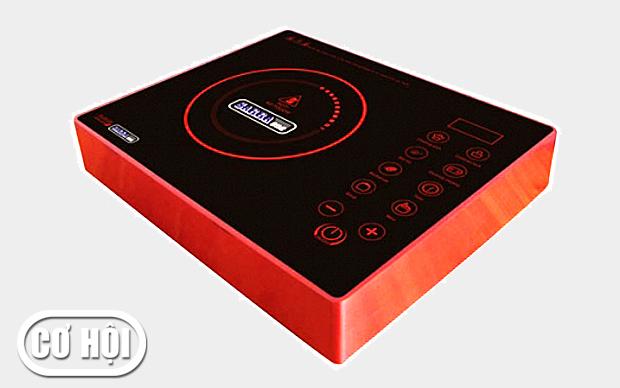 Bếp hồng ngoại cảm ứng Sarra One SI-201R