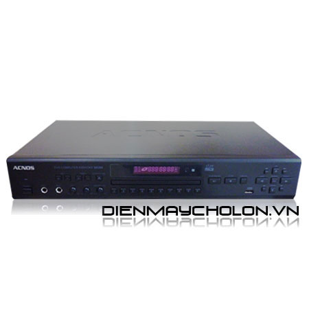 DVD Karaoke Acnos SK268
